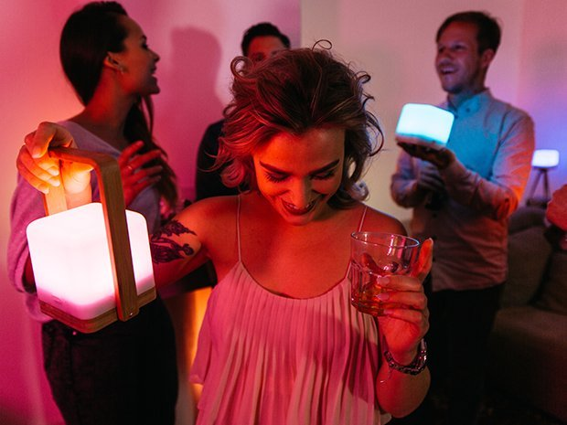 lucis party wireless lighting