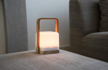 lucis 2.0 bamboo the most powerful portable mood lamp