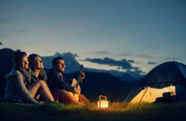 lucis bamboo camping side
