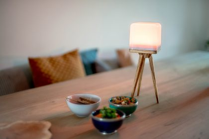 lucis portable lamp
