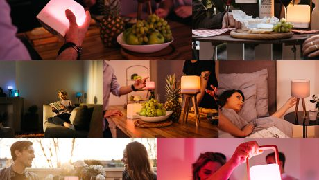 lucis wireless lamp collage 2017 new products